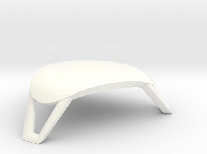 scale modelled coffee table 1 (1:22.5) 3d printed