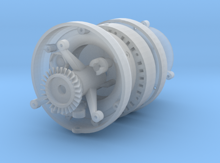Parts for CNC MACHINING 3d printed