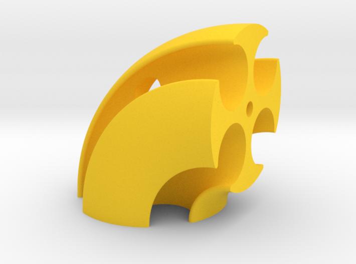 Quartolabacus - single segment 3d printed