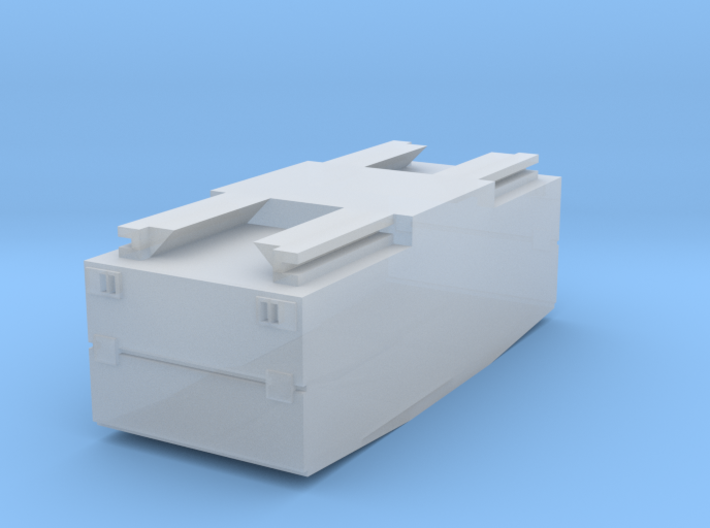 EMD/GMD Undersill Equipment Box 3d printed