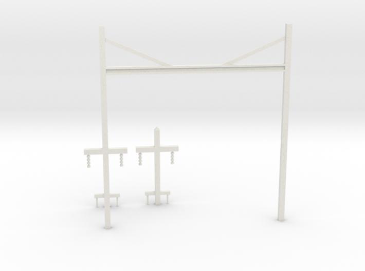 Prr catenary v1 3d printed