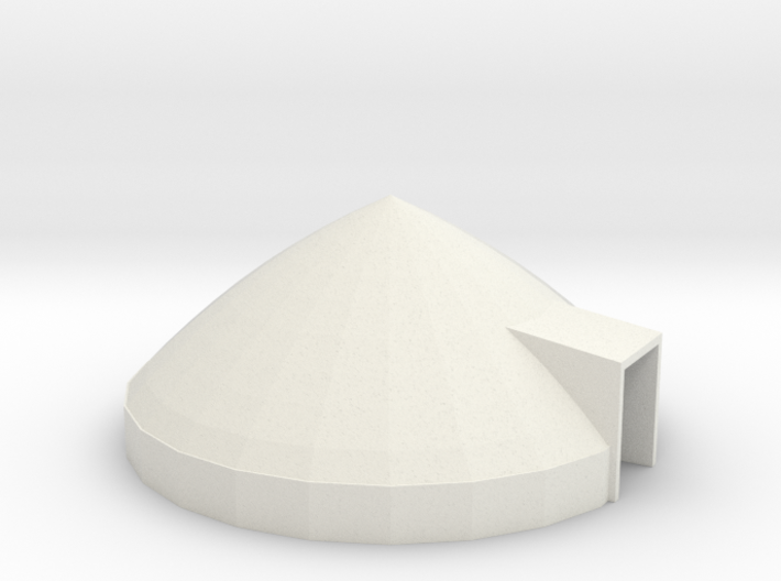 Salt Dome - Zscale 3d printed