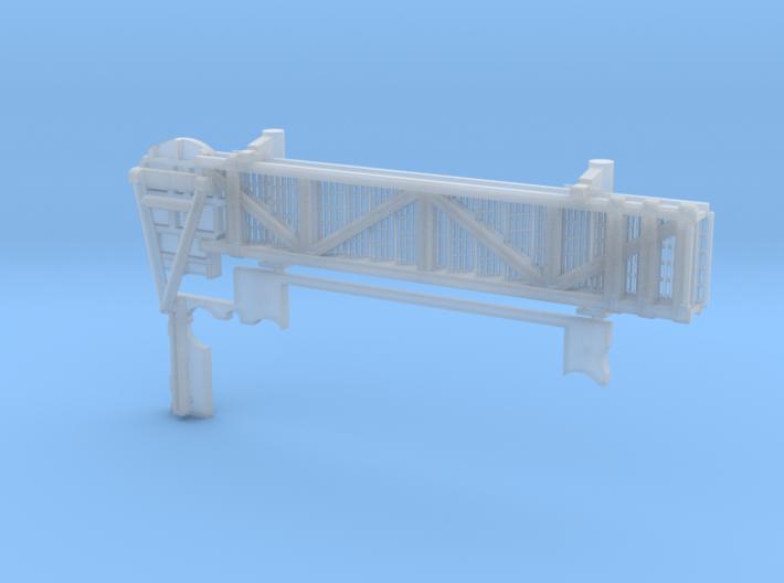 1:72 scale Walkway- Port - Short 3d printed