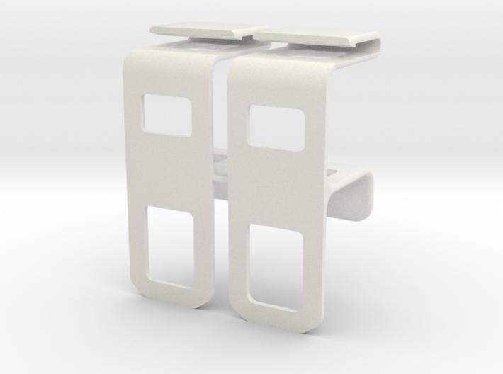 Paper Guides Samsung Xpress laser printer 3d printed