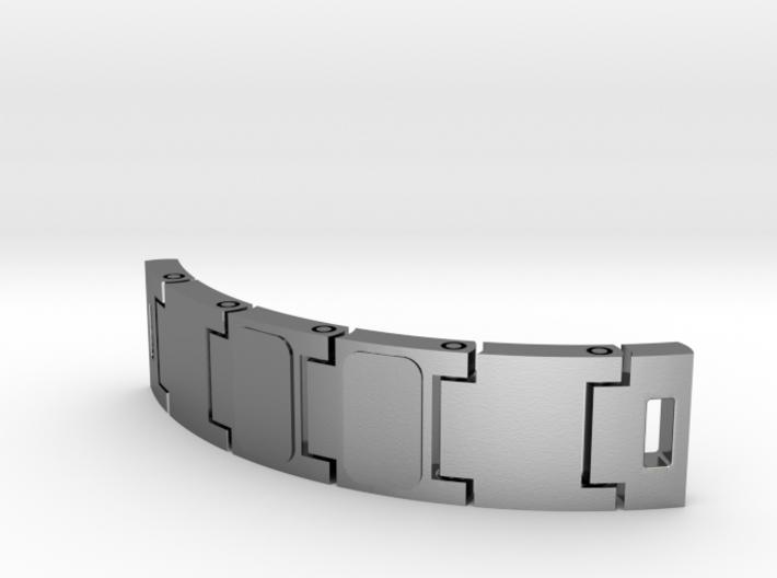 Customizable bracelet - bracelet à personnaliser 3d printed
