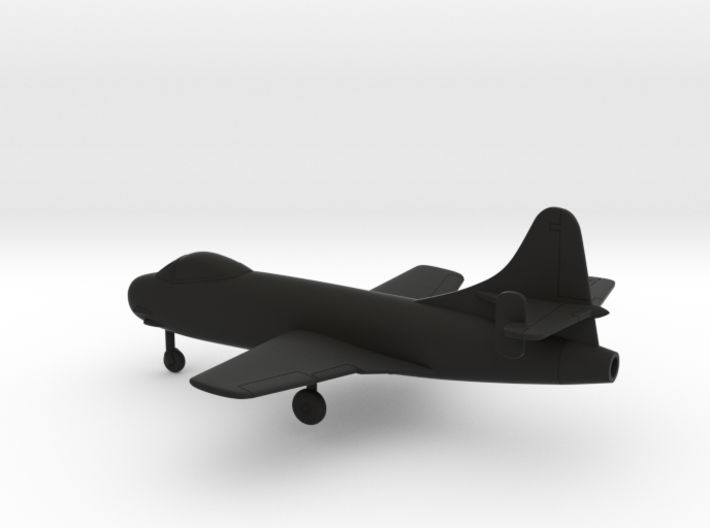 Vought F6U-1 Pirate 3d printed