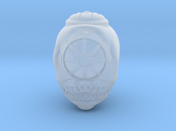 Skull TIE 3d printed
