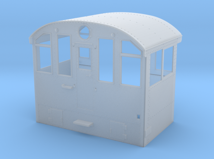 Cab Assembly 3d printed