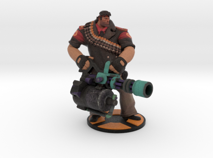 Heavy (Custom request) 3d printed