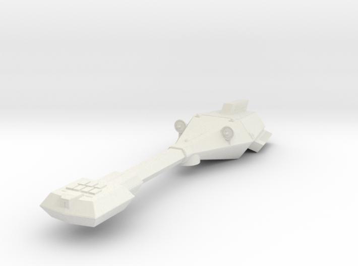3788 Scale Trobrin Sapphire Frigate Scout (FFS) MG 3d printed