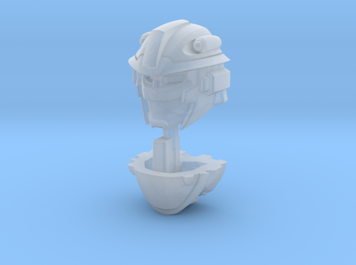 Krok Head for Titans Return Compatibility 3d printed