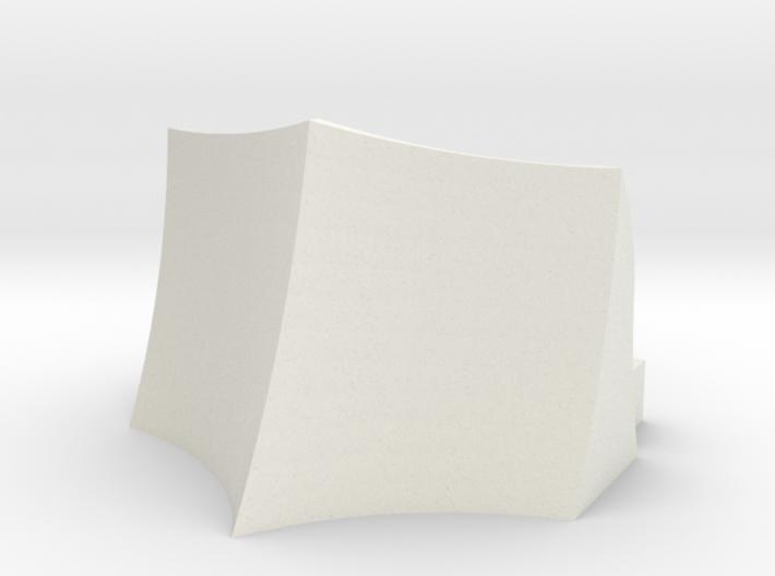 OO / HO Snowplough Type 3 Size 3 3d printed