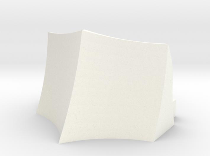 OO / HO Snowplough Type 3 Size 2 3d printed