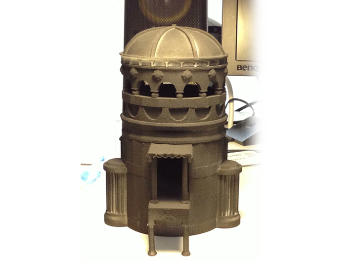 Temple Dome 3d printed