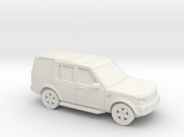 1/56 2004-09 Land Rover Discovery 3d printed