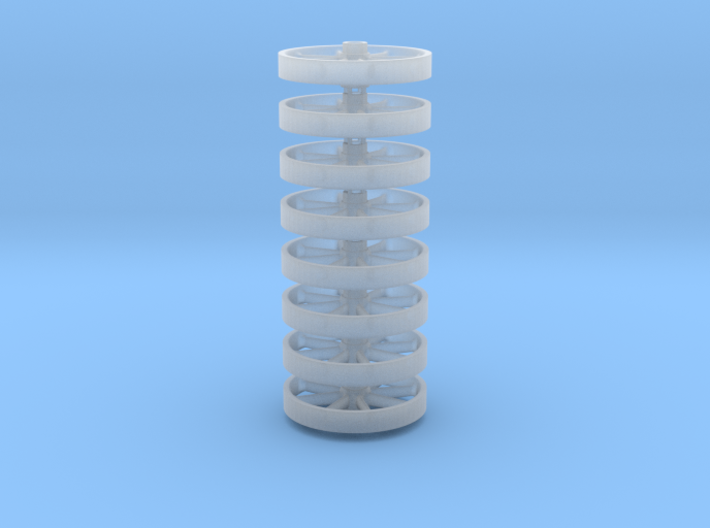 8x8Speichenradstern V0.6 3d printed