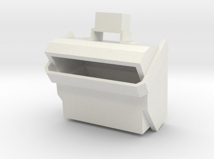 ww2 1/16 scale british smoke dispenser for tanks 3d printed