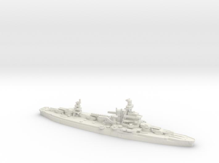 USS Arkansas 1/700 3d printed