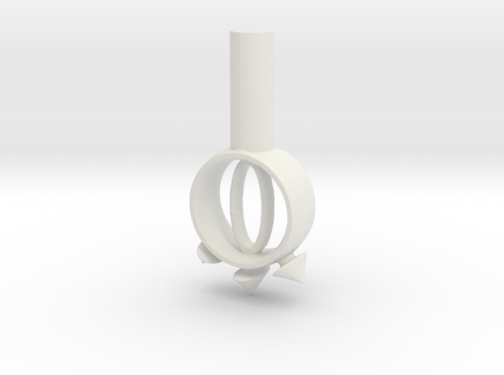 Lens Of Truth 3d printed