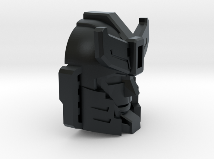 Silverblue Daemon's Face 3d printed