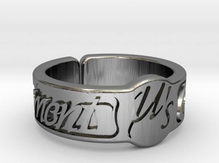 Moment Ring - Love Live 3d printed