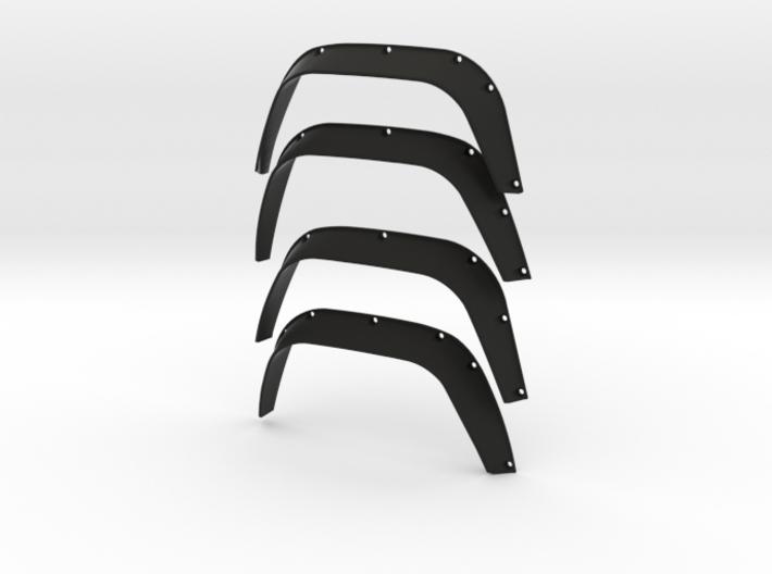 Wheel arch set Spectre 007 D110 Team Raffee 3d printed