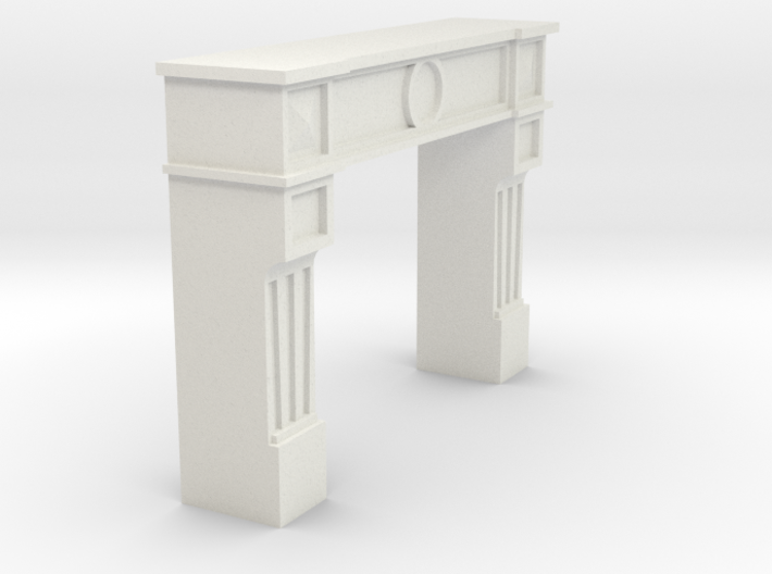 Fireplace02 3d printed