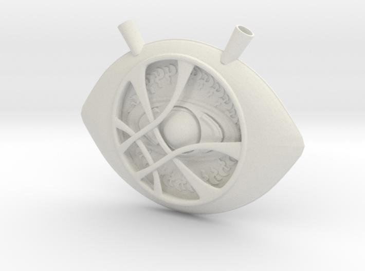 Eye of Agamotto 3d printed