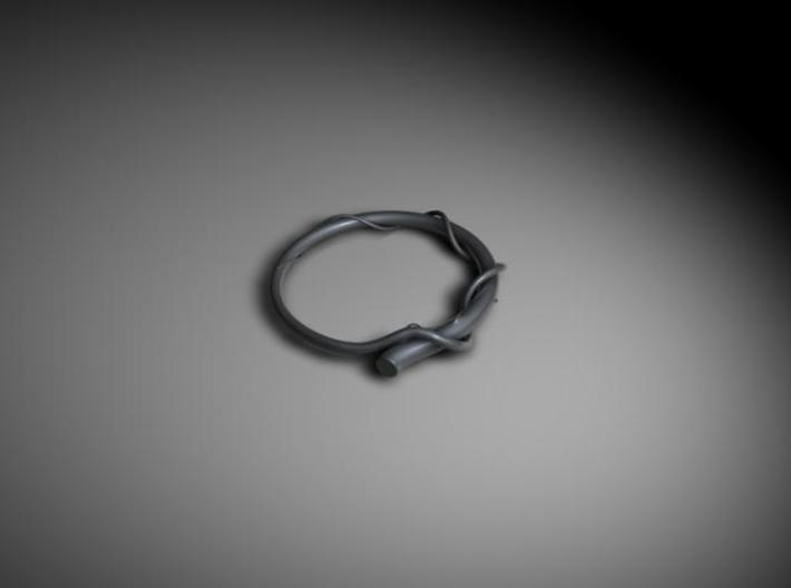 Banch Ring 3d printed The first image of the ring. Made in 2004
