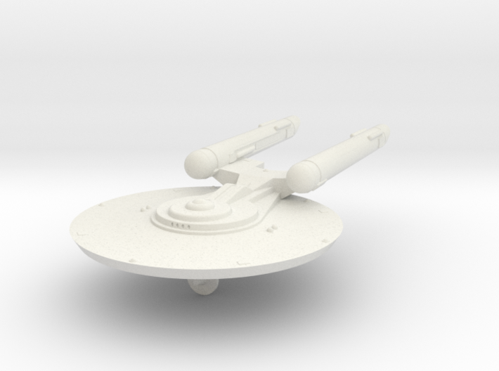 3788 Scale Fed Classic New Light Cruiser (NCL) WEM 3d printed