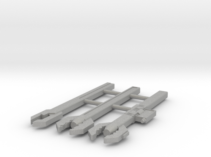 Sonic Wrench 3-pack 3d printed