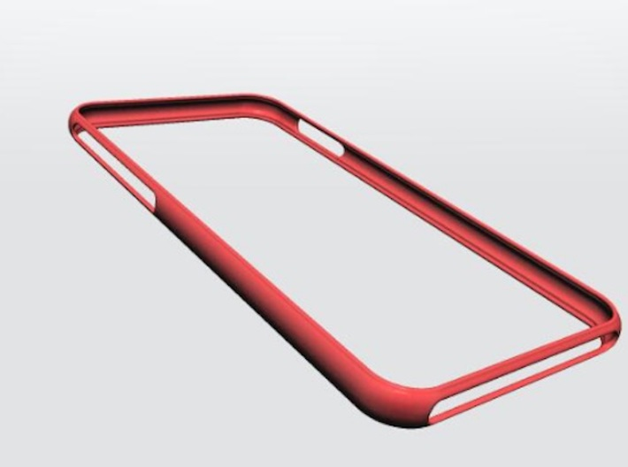Bumper for iPhone X 3d printed