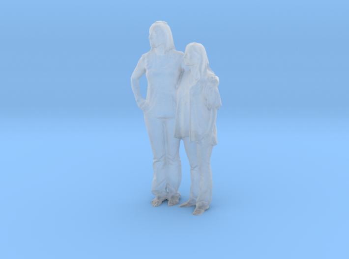 Printle C Couple 012 - 1/72 - wob 3d printed