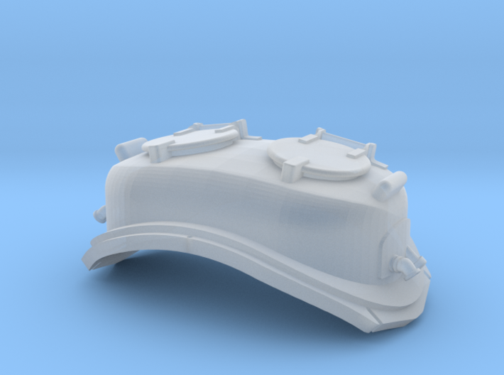 HO Scale IC Paducah Sandbox C50816 3d printed
