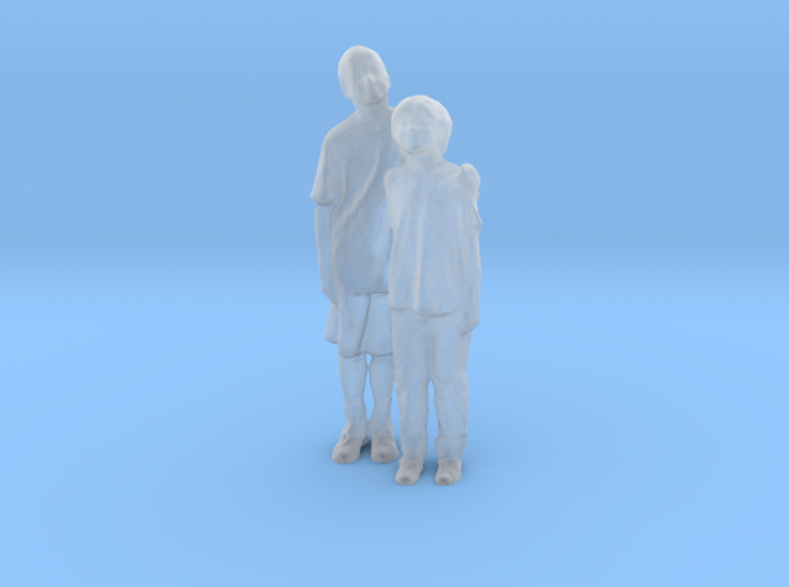 Printle C Couple 015 - 1/64 - wob 3d printed
