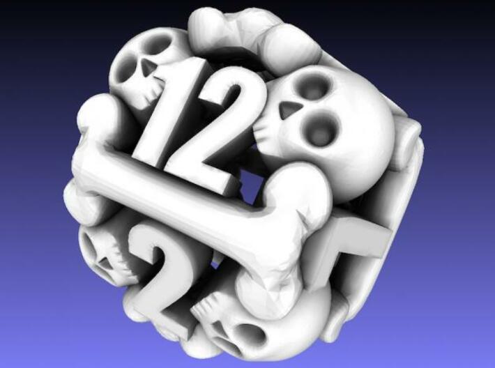Ossuary d12 3d printed mlr