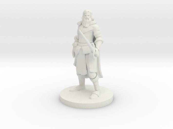 Light Armor Paladin 3d printed