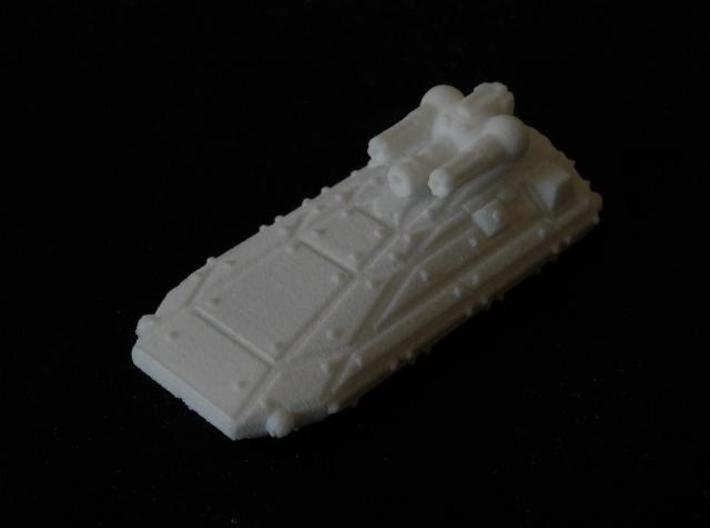 MG144-CT005 Cohesion Suppression Tank 3d printed Model in WSF