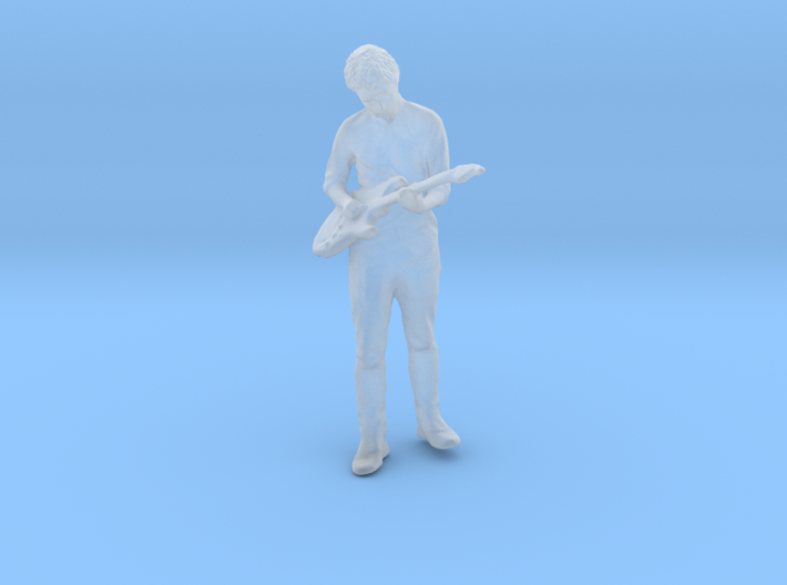 Printle F Eric Clapton - 1/87 - wob 3d printed