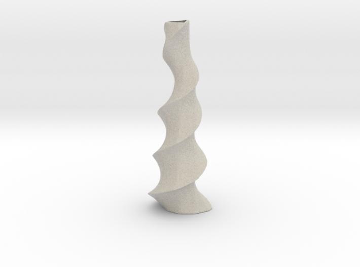Vase 1114m 3d printed