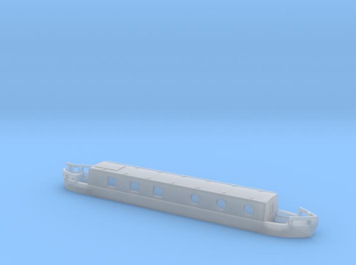N Gauge Narrow Boat 15m 3d printed