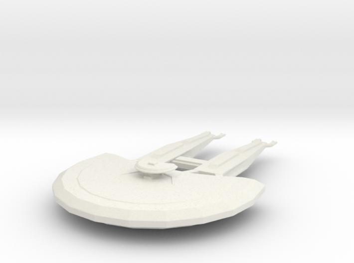 Cardassian Heavy Cruiser 3d printed