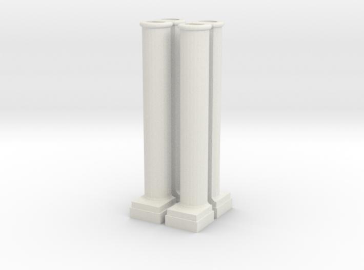 Arch Side Pillar 3d printed