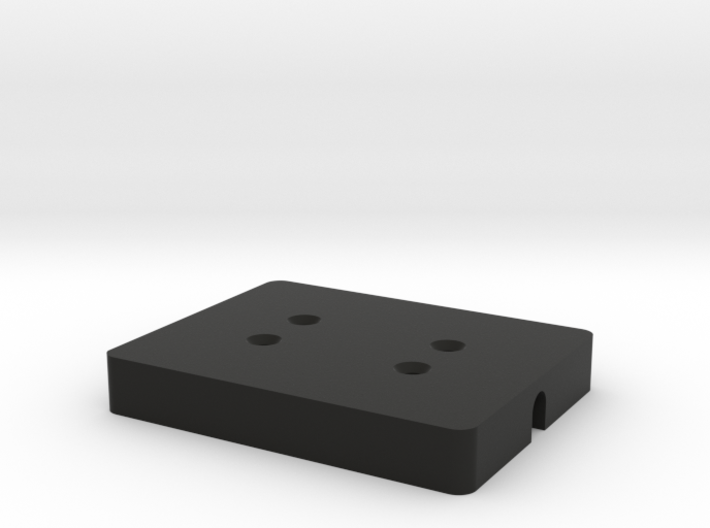 Cover for Cinetape Serial Interface Box 3d printed