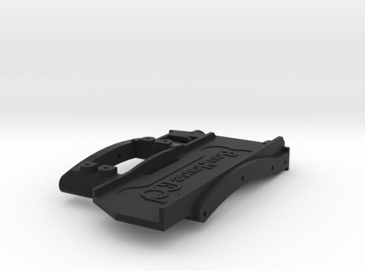 HD Battery Tray + Servo & Bumper Mount for SCX10 2