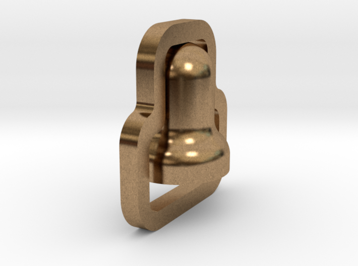 BMA-006 MRR Bell 3d printed