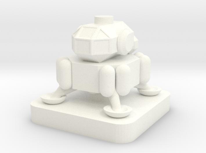 Mini Space Program, Crew Lander 3d printed