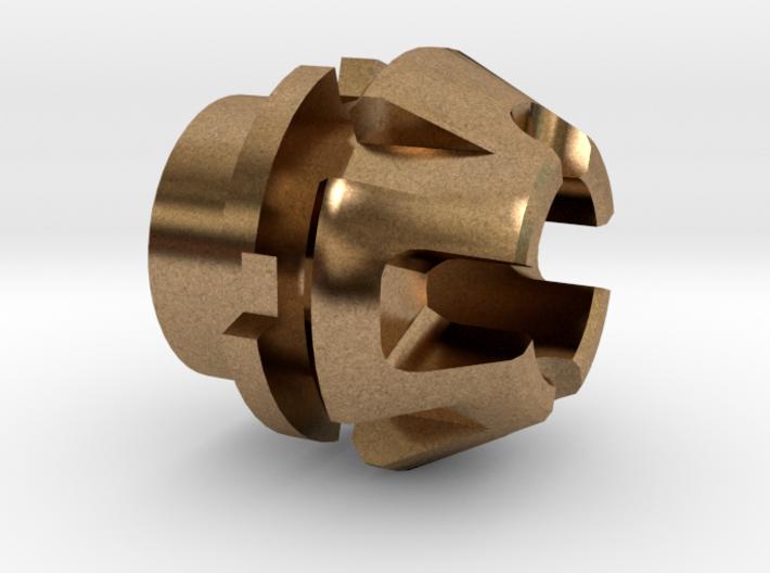 Custom CC Crystal Energy Port V1 3d printed