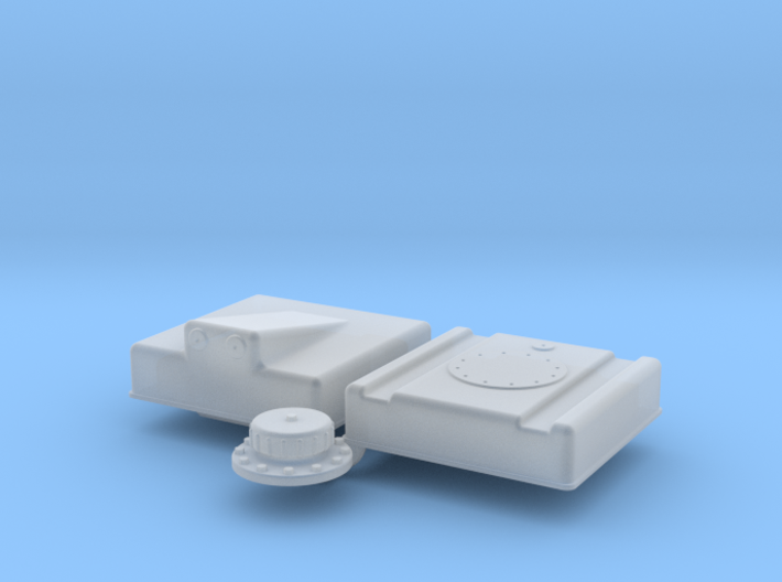 1/25 Fuel Cell RJS-5g-13-13-8-Sump 3d printed