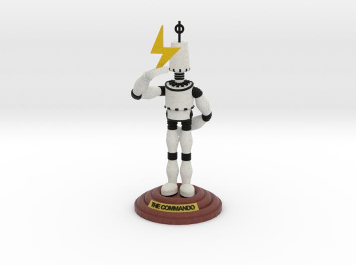 boOpGame Shop - The Commando 3d printed boOpGame Shop - The Commando
